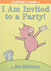 piggie party cover
