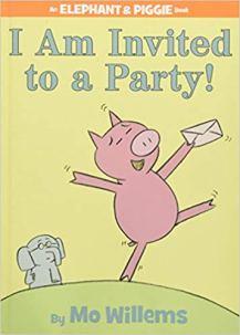piggie party cover